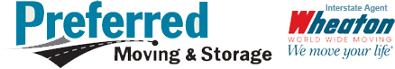 Preferred Moving & Storage Logo